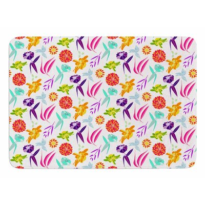 Iris by Anchobee Bath Mat