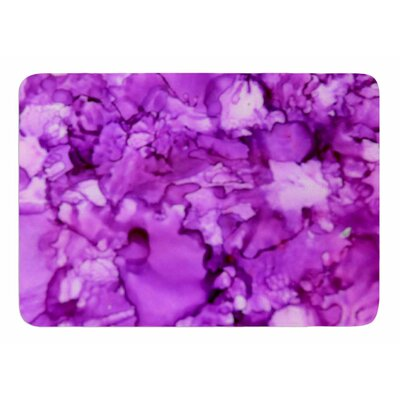 Pink by Claire Day Bath Mat