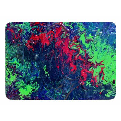 Free Falling by Claire Day Bath Mat