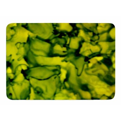 Green by Claire Day Bath Mat