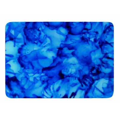 Blue by Claire Day Bath Mat