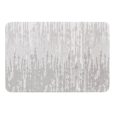 Drops by Frederic Levy-Hadida Bath Mat Size: 17