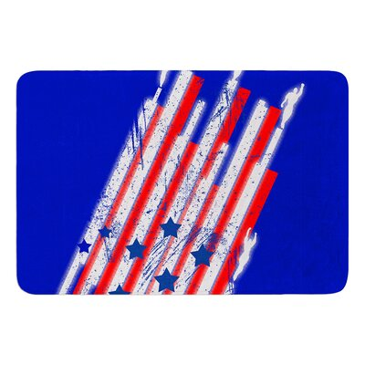 Going 4ward by Frederic Levy-Hadida Bath Mat Size: 17