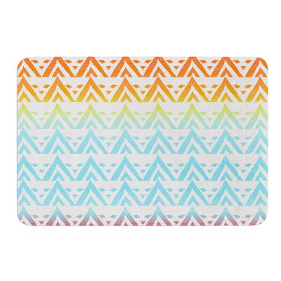 Antilops Pattern by Frederic Levy-Hadida Bath Mat Size: 17W x 24L
