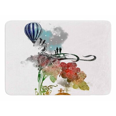 A Little Paradise by Frederic Levy-Hadida Bath Mat