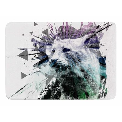 Predation Instinct by Frederic Levy-Hadida Bath Mat