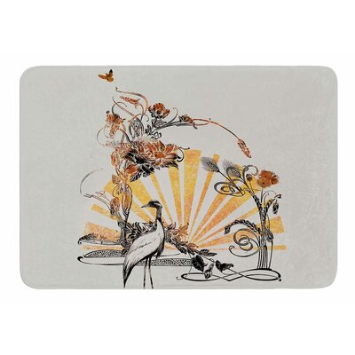 Art Nouveau Tune by Frederic Levy-Hadida Bath Mat