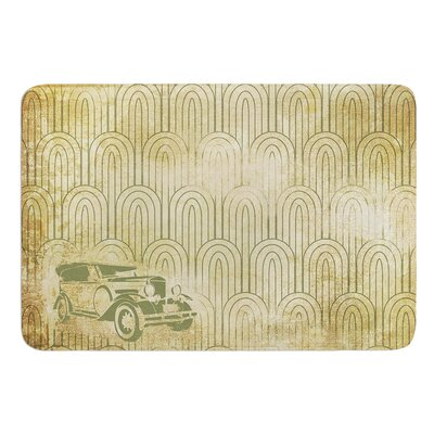 Deco Car Bath Mat Size: 24 W x 36 L