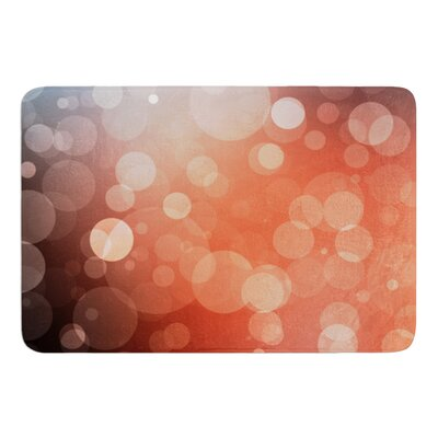 Sunset Bath Mat Size: 17