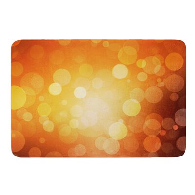 Sunrise Bath Mat Size: 17