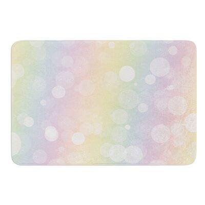 Pastel Prism Bath Mat Size: 24 W x 36 L