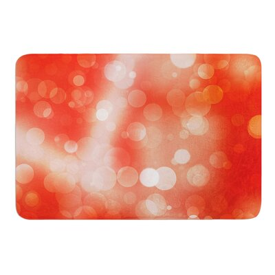 Passion Fruit Bath Mat Size: 17 W x 24 L