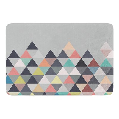 Nordic Combination by Mareike Boehmer Bath Mat