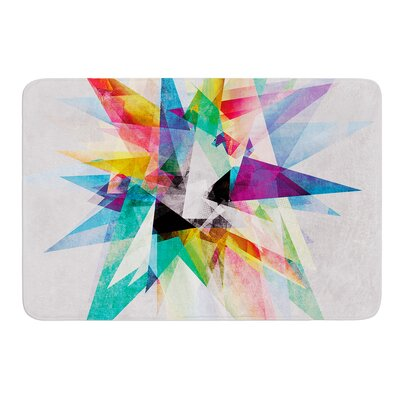 Colorful by Mareike Boehmer Bath Mat