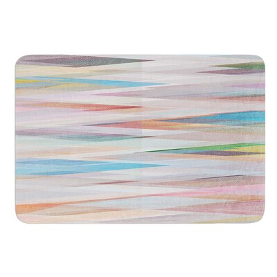 Nordic Combination II by Mareike Boehmer Bath Mat