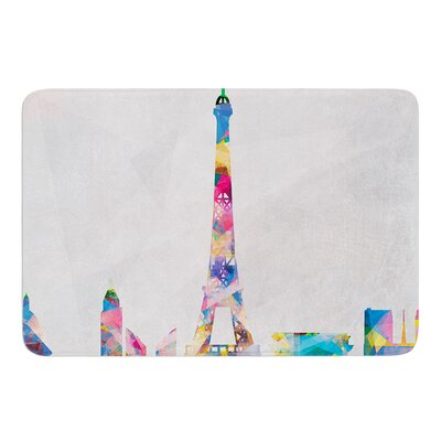 Paris by Mareike Boehmer Bath Mat