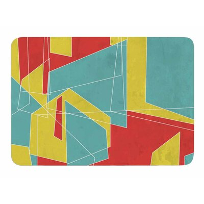 Cartagena Walls by MaJoBV Bath Mat