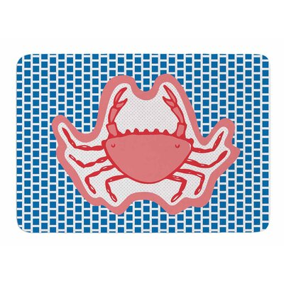 Cangrejo by MaJoBV Bath Mat