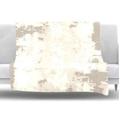 Secluded by CarolLynn Tice Fleece Throw Blanket Size: 80 L x 60 W