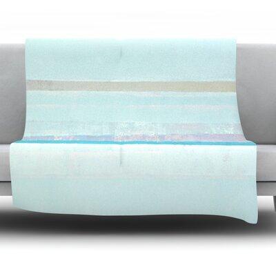 Cost by CarolLynn Tice Fleece Throw Blanket Size: 80 H x 60 W