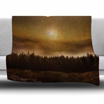 The Awakening by Viviana Gonzalez Fleece Blanket Size: 80 L x 60 W