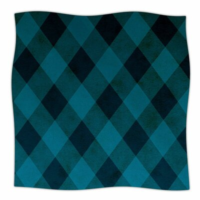 Deep Current by Matt Eklund Fleece Blanket Size: 80 L x 60 W