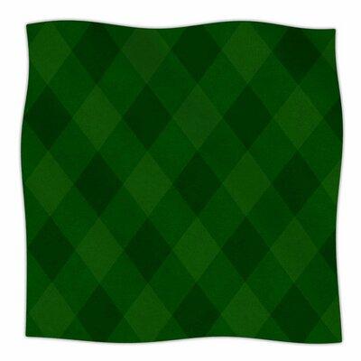 Overgrowth by Matt Eklund Fleece Blanket Size: 80 L x 60 W
