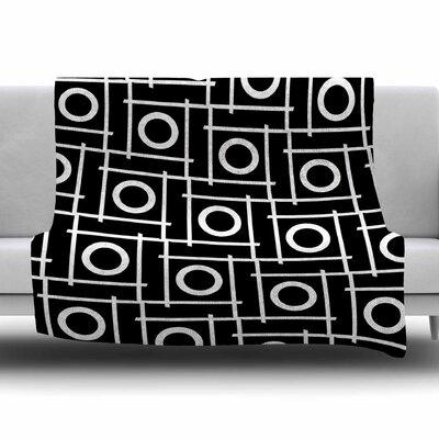 Unutra by Trebam Fleece Blanket Size: 80 L x 60 W
