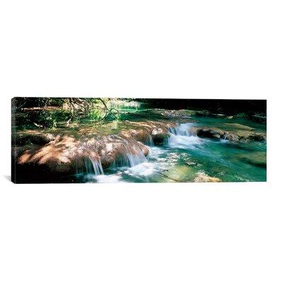 'Siagnole River, Provence Alpes Cote D'azur, France' Photographic Print on Canvas EASU1420 34049480