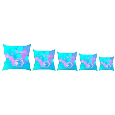 Emersion Throw Pillow Size: 26 H x 26 W x 5 D