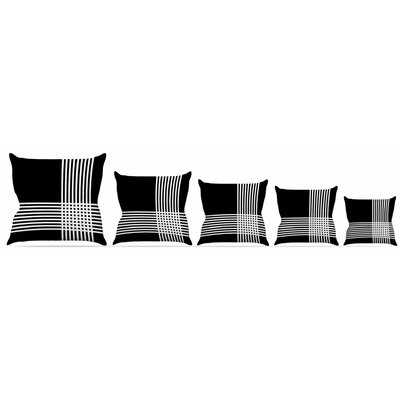 Krizanje V2 Throw Pillow Size: 16 H x 16 W x 3 D