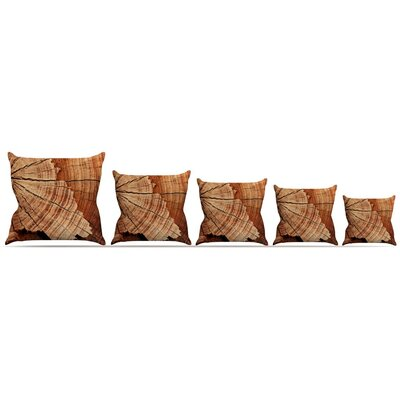 Rustic Dream Throw Pillow Size: 18 H x 18 W x 3 D