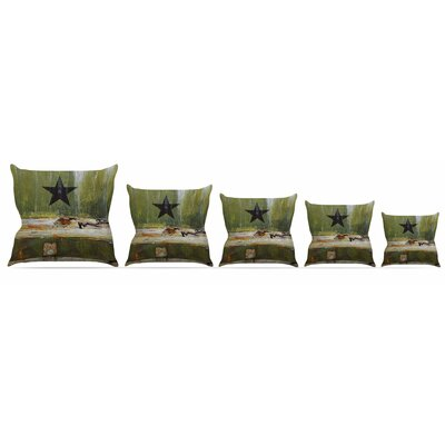 Diesel Throw Pillow Size: 16 H x 16 W x 3 D