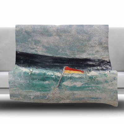 Great Pacific Pty Ltd Fleece Throw Blanket Size: 60 L x 50 W
