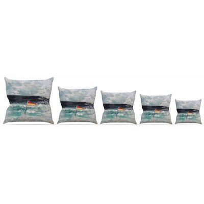 Great Pacific Pty Ltd Throw Pillow Size: 18 H x 18 W x 3 D