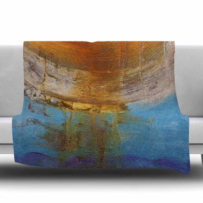 Microfiber Fleece Blanket Size: 40 L x 30 W
