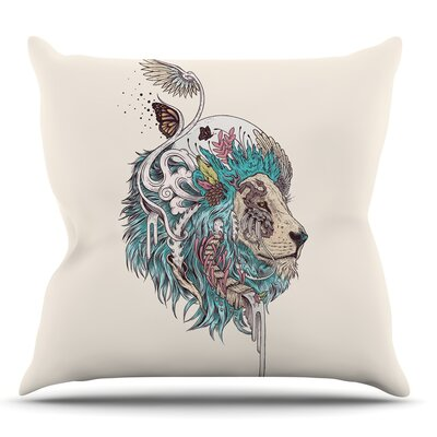 Unbound Autonomy by Mat Miller Throw Pillow Size: 16 H x 16 W