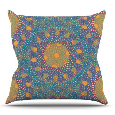 Prismatic by Miranda Mol 16 Throw Pillow
