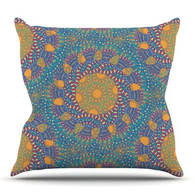Prismatic by Miranda Mol 18 Throw Pillow