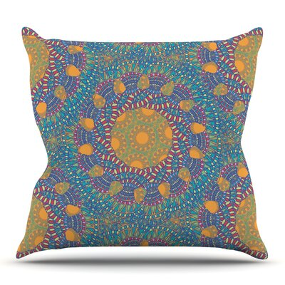 Prismatic by Miranda Mol 26 Throw Pillow