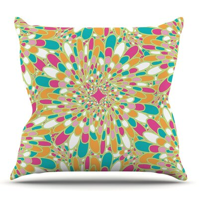 Flourishing by Miranda Mol 18 Throw Pillow
