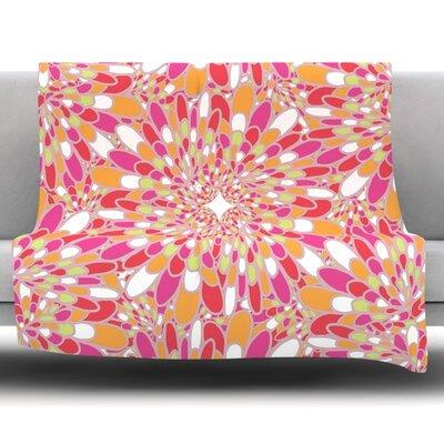 Flourishing by Miranda Mol 60 Fleece Blanket