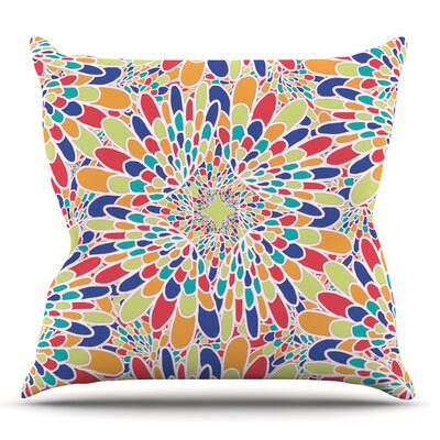 Flourishing by Miranda Mol 26 Throw Pillow