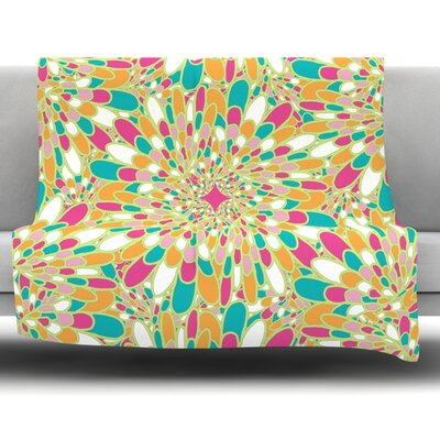 Flourishing by Miranda Mol 30 Fleece Blanket