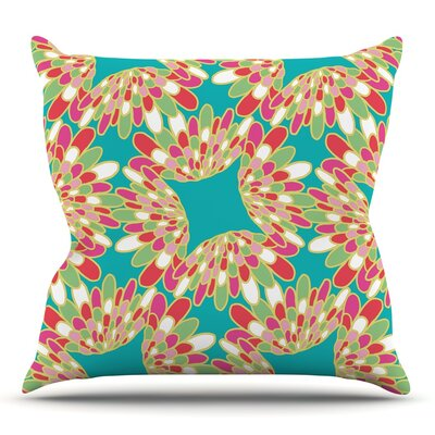Wings by Miranda Mol Throw Pillow Size: 16 H x 16 W
