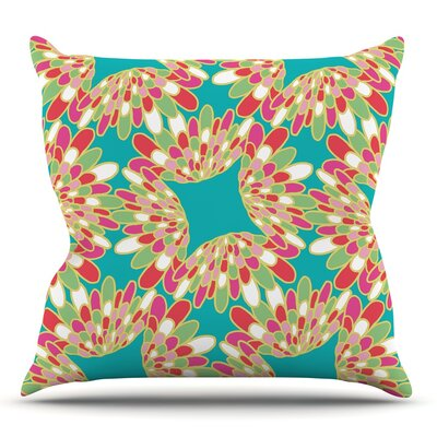 Wings by Miranda Mol Throw Pillow Size: 20 H x 20 W