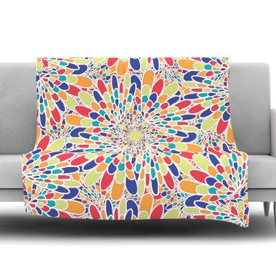 Flourishing by Miranda Mol 30 Fleece Blanket