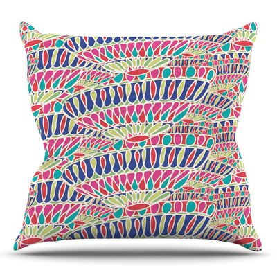 Abundance by Miranda Mol Throw Pillow Size: 16 H x 16 W