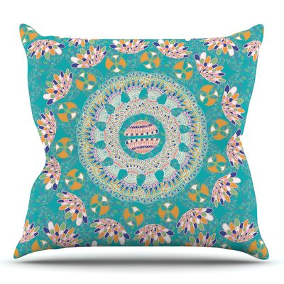 Luscious by Miranda Mol Throw Pillow Size: 16 H x 16 W