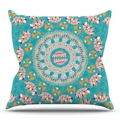 Luscious by Miranda Mol Throw Pillow Size: 16 H x 16 W